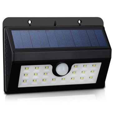 Điện năng lượng mặt trời cảm biến chuyển động tường ánh sáng