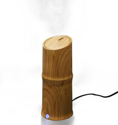 300 ml Mát Mist Tạo Độ Ẩm Siêu Âm Aroma Essential Oil Diffuser cho Văn Phòng Home Phòng Ngủ Nghiên Cứu Phòng Khách Yoga Spa-Hạt Gỗ